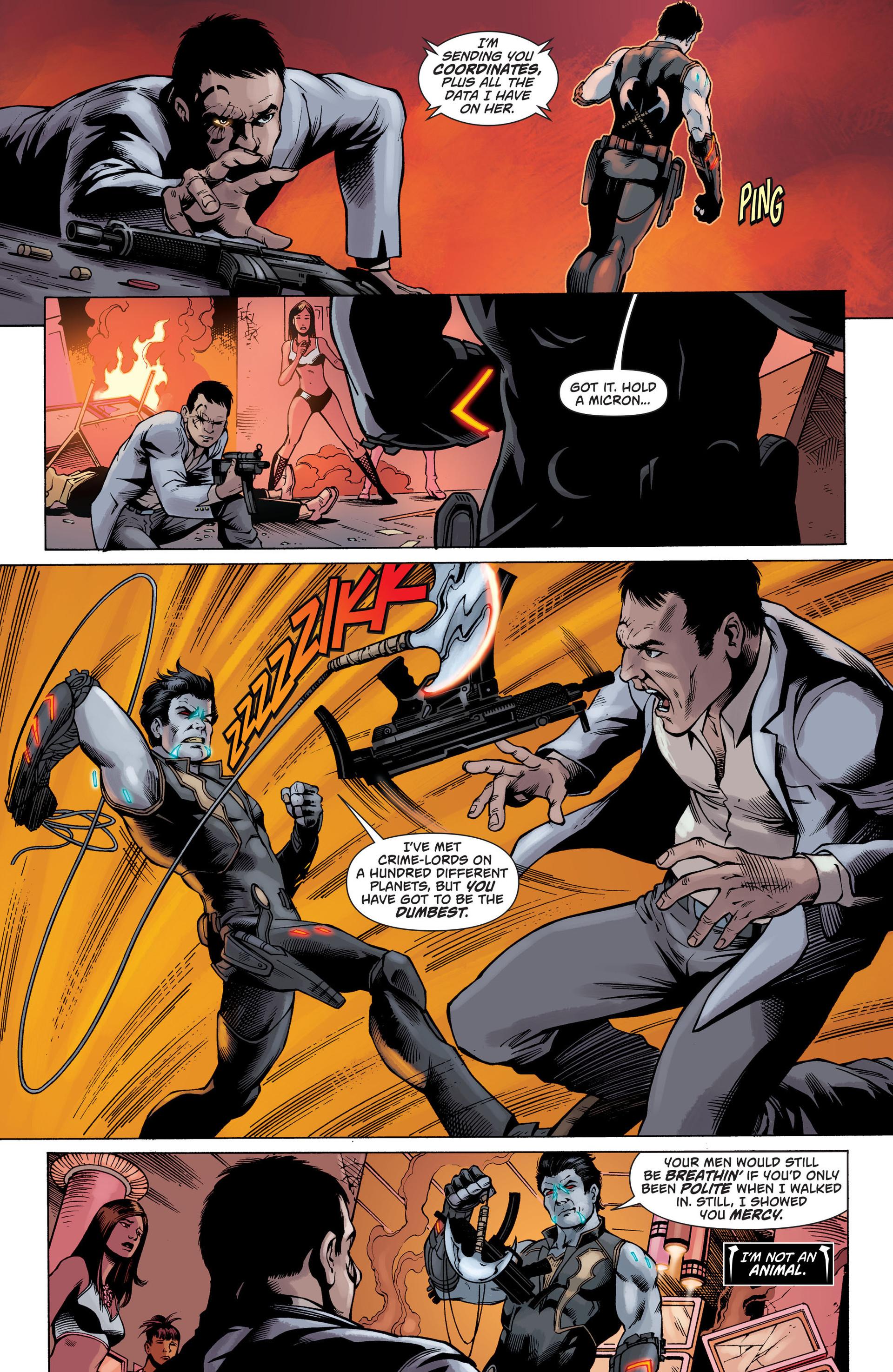 Supergirl (2011) Issue #26 #28 - English 5