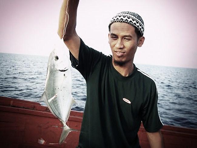 Wunan pendekar laut sea tiger Wan Yat Leung