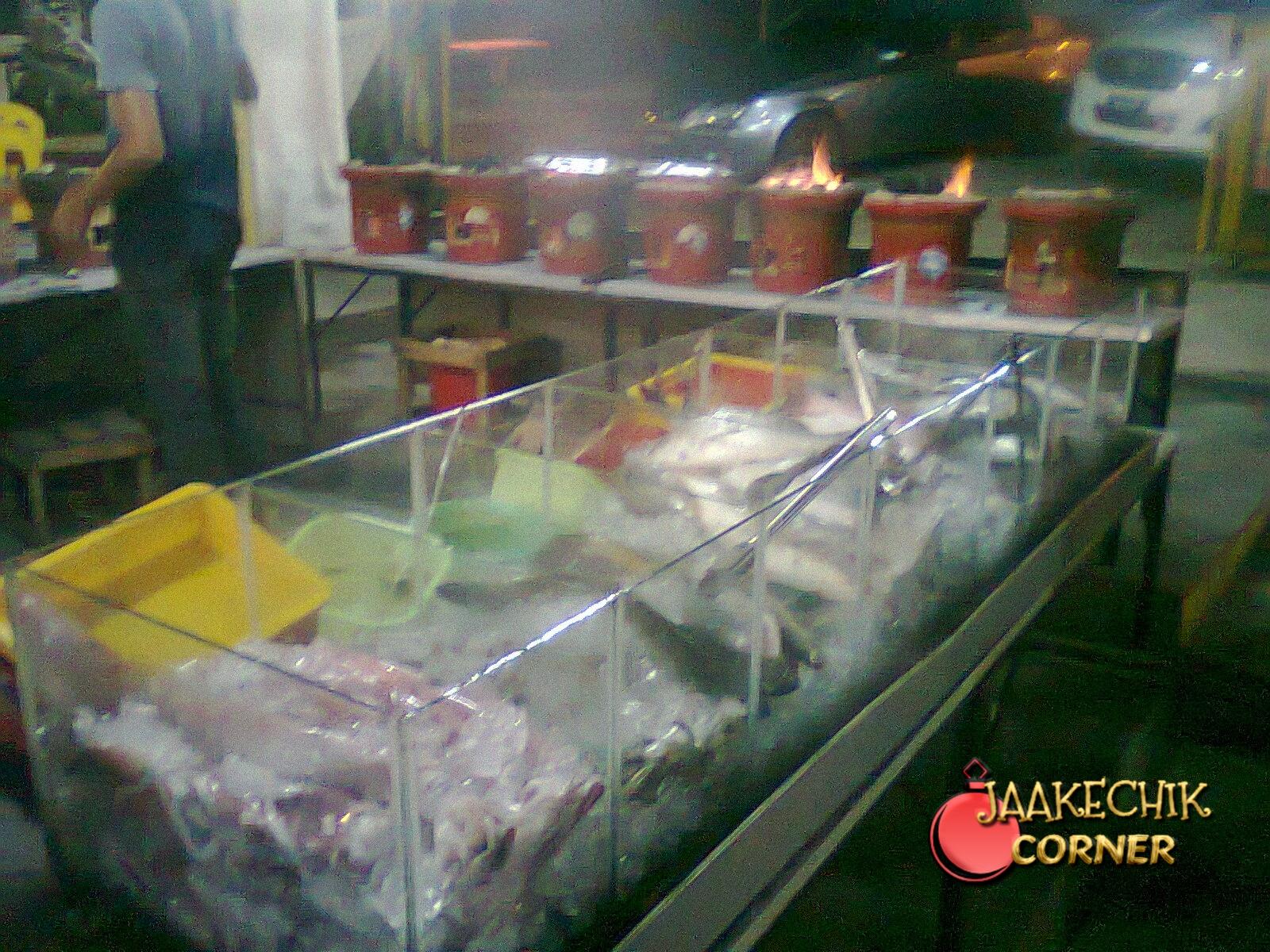 ikan bakar sedap di kota bharu, ikan restoran ikan bakar kelantan