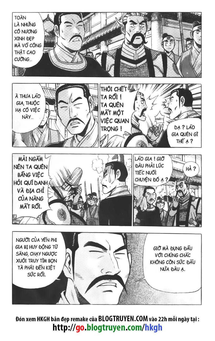 Hiệp Khách Giang Hồ chap 250 Trang 22 - Mangak.info