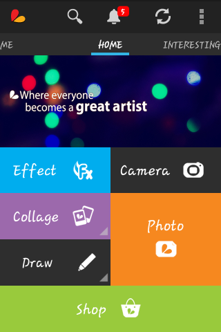Download PicsArt for Android
