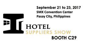 Hotel Suppliers Show 2017