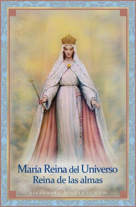 Mayo, el Mes de María Nuestra Señora