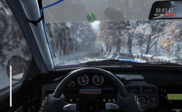 DiRT Rally Gameplay 2