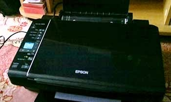 epson stylus sx210 manual