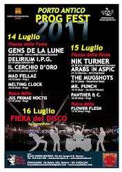Porto Antico Prog Fest 2017