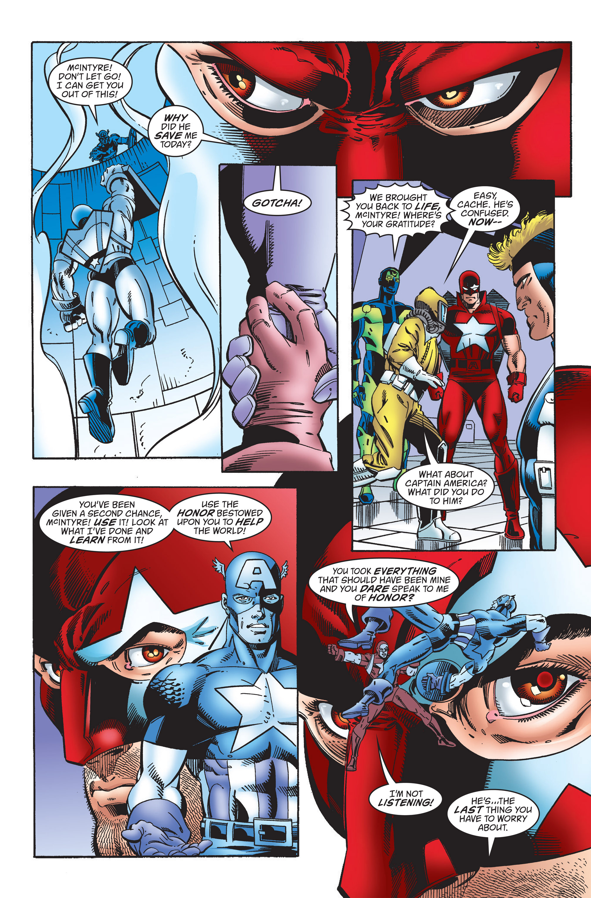 Captain America (1998) Issue #38 #45 - English 6