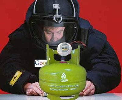 Tabung Gas LPG 3 Kg