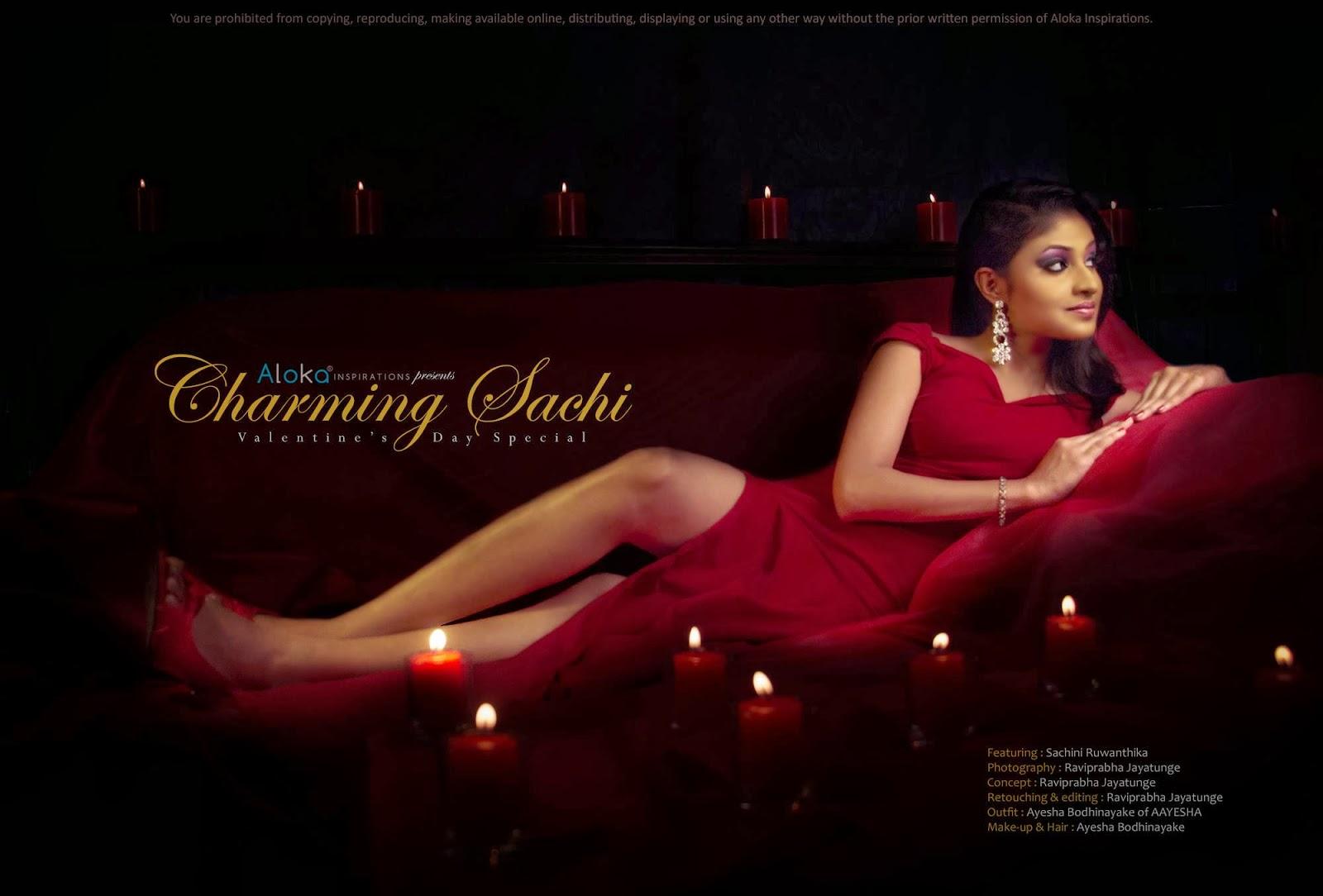 Sachini Ruwanthika red legs