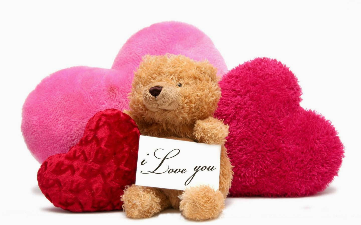 I Love My Teddy Bear Nice Images