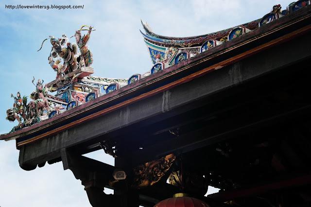 malacca temple