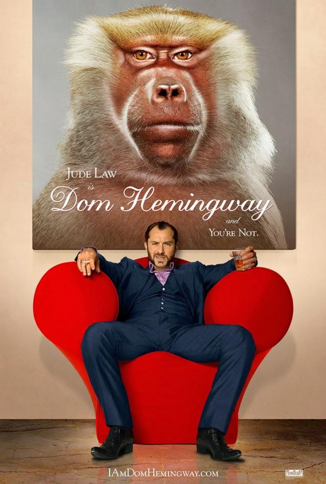 La película Dom Hemingway