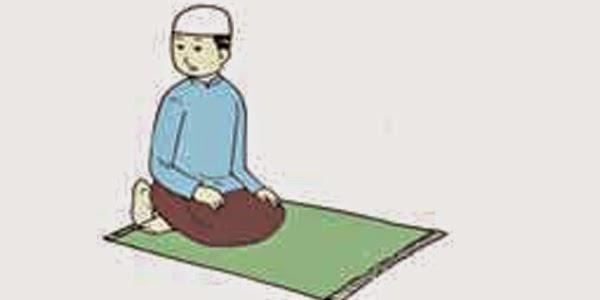 Lafadz salam saat sholat dan tata cara salam ketika sholat