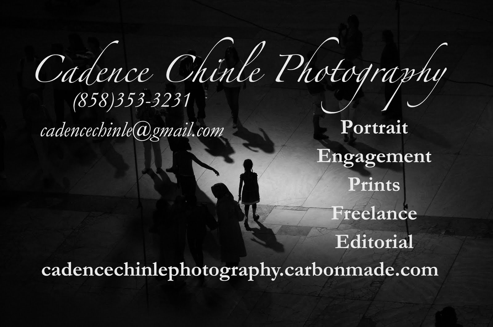 Cadence chinle photography business cards finally have business cards out and circulating the santa cruz area aka coffee shops colourmoves