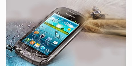 Comparatif Samsung Galaxy Xcover 2 S7710 Titan Gris