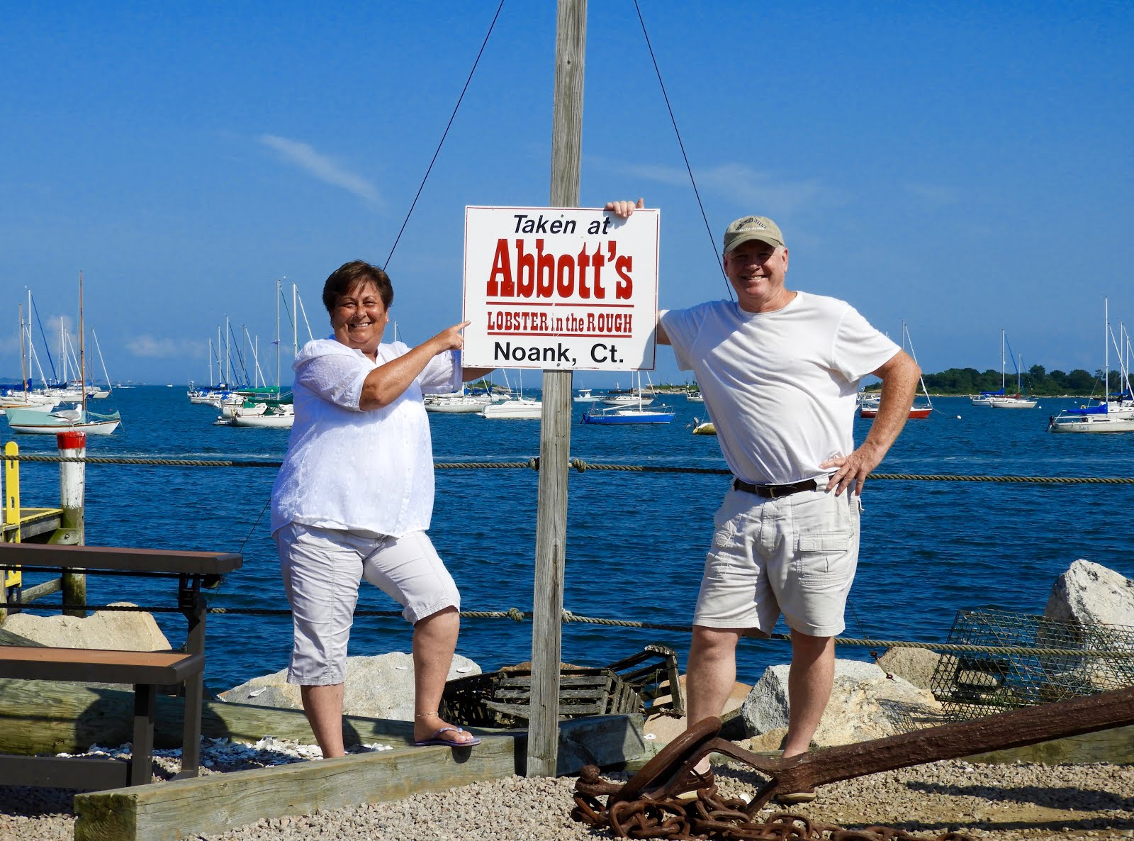 Abbotts Lobster In The Rough Is Noank Connecticut