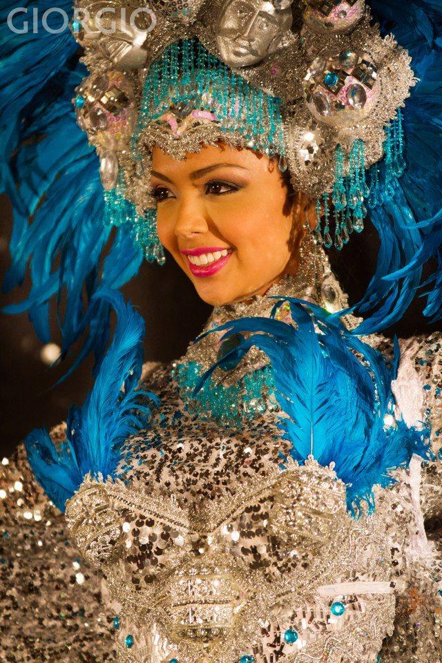 Miss Universe Nicaragua 2012 Farah Eslaquit National Costume