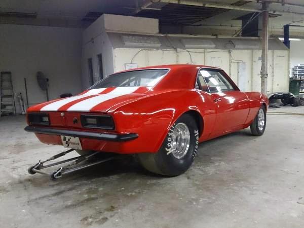 1968 Camaro Craigslist No Engine | Autos Post