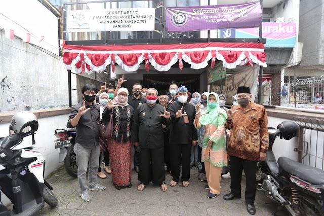 Pemkot Bandung Akselerasi Kota Ramah Lansia