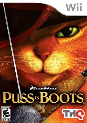 Il Gatto con Gli Stivali Wii