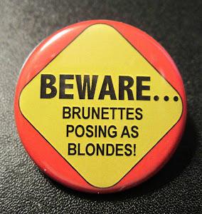 . : beware 1 : .