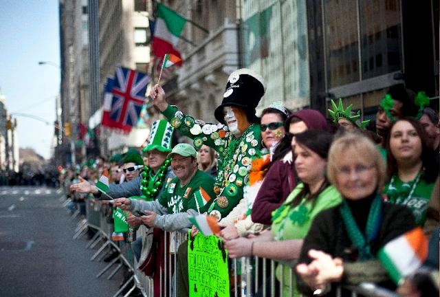 St. Patrick's Day em Nova York