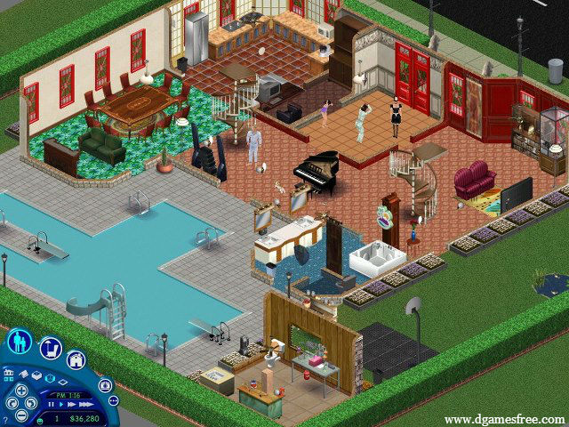 sims 1 online free download