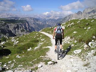 Los beneficios de la montain bike