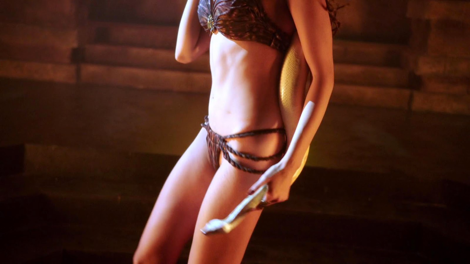 Eiza gonzalez from dusk till dawn s2e01