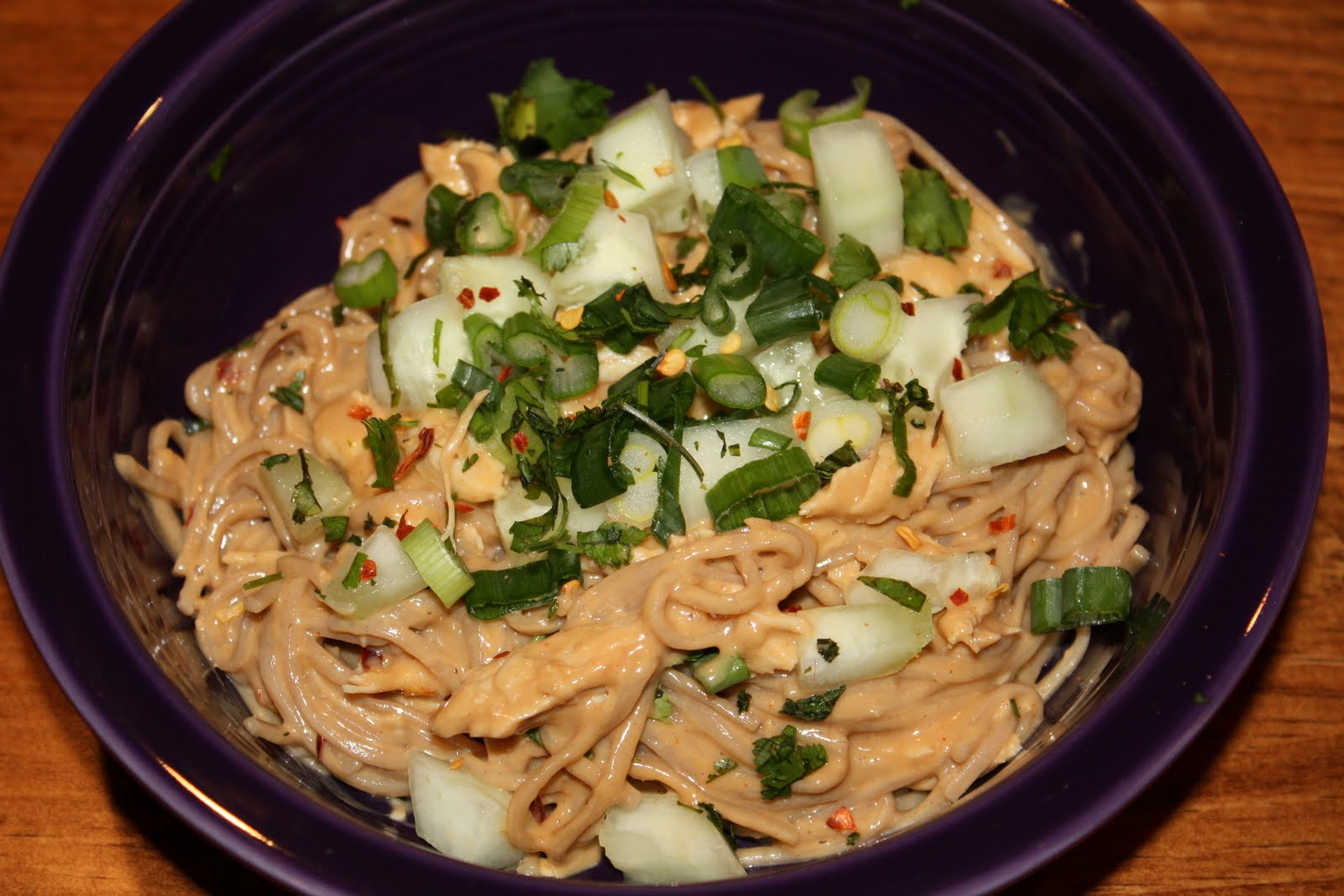 Cold Noodles With Peanut Sauce Recipes — Dishmaps