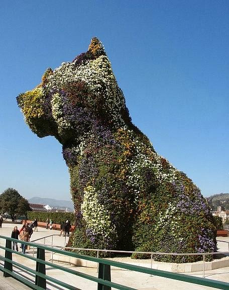 Escultura Canina en Nueva York