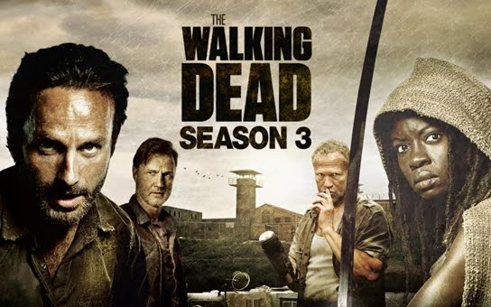 The Walking Dead 3.sezon banner