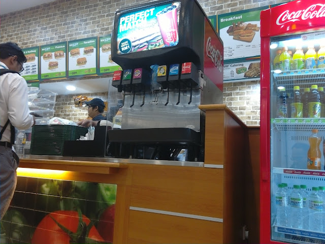 makan subway