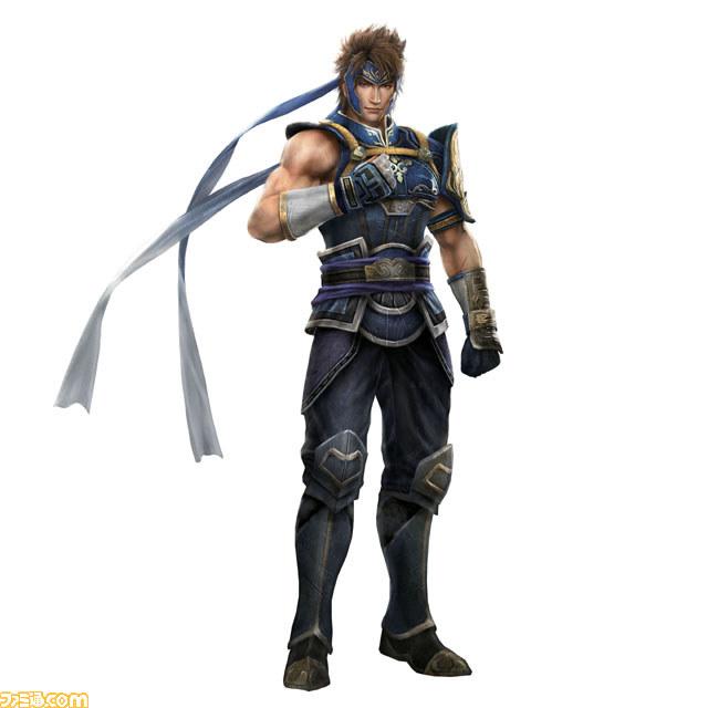 dark aquamarine dynasty warriors 8 announced