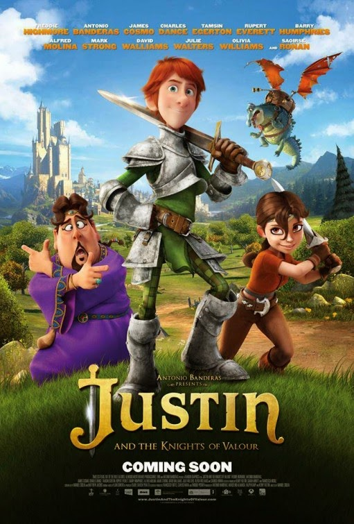 Justin and the Knights of Valour Online