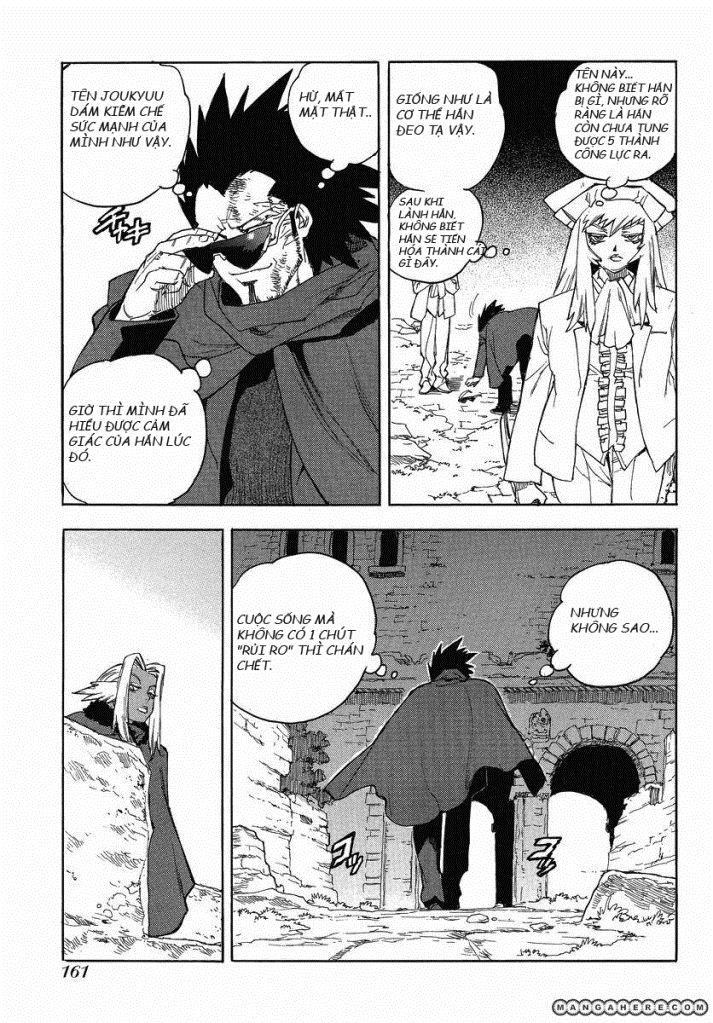 Aiki chap 83 - Trang 22