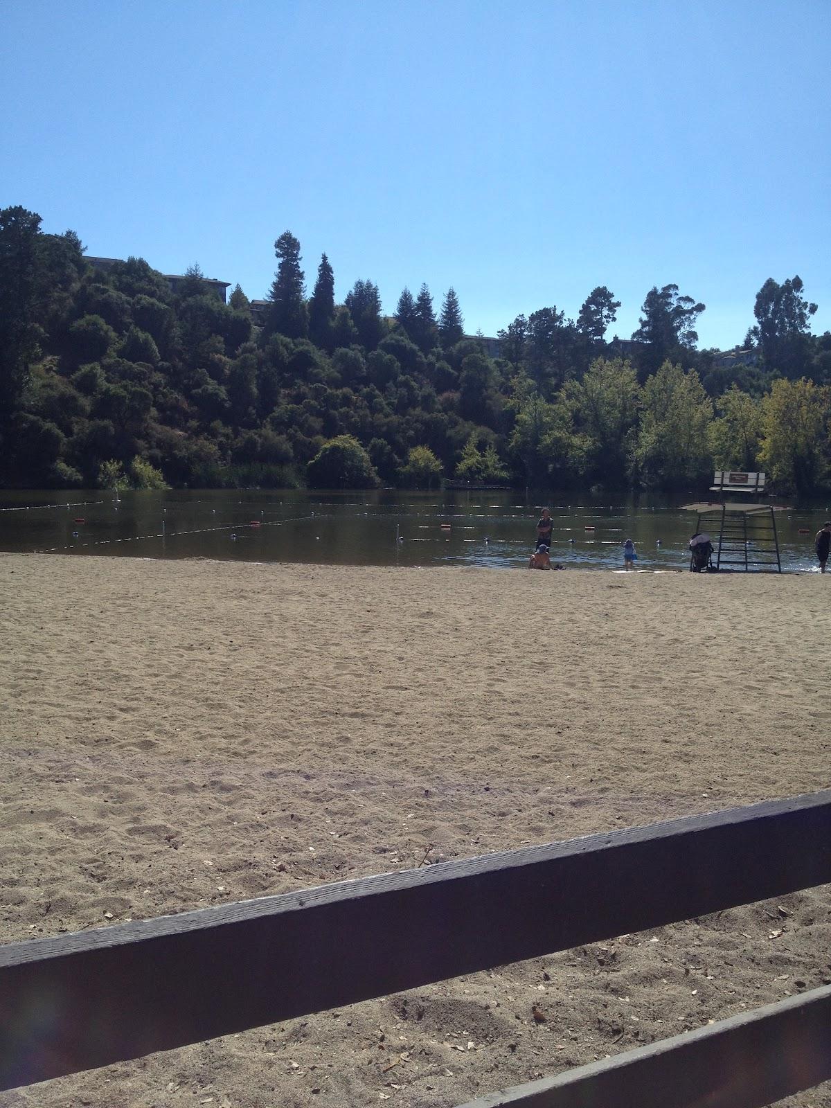 Uk to california lake temescal for Lake temescal fishing