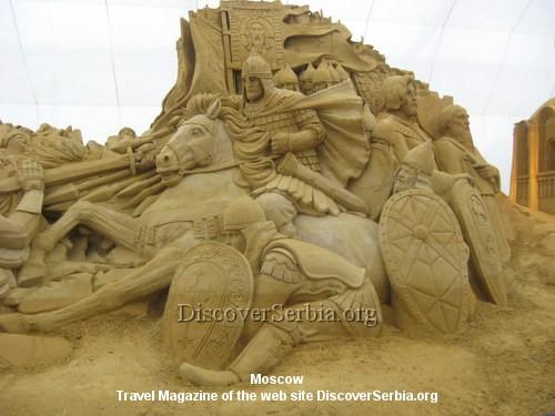 Sandy Figures