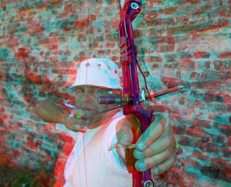 Streličar u tvrđavi