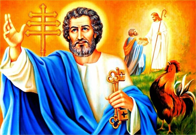 Thơ - Phêrô tuyên xưng đức tin