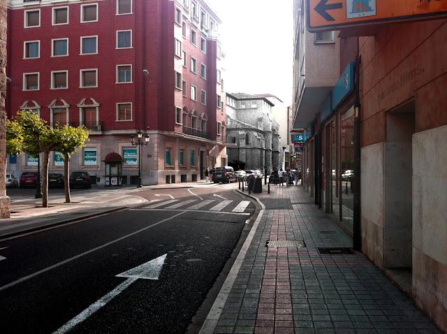 Entrando al pasado por la calle Burgos, 2012 (cc) Abbé Nozal