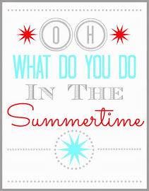 Oh, What Do You Do In The Summertime Printable
