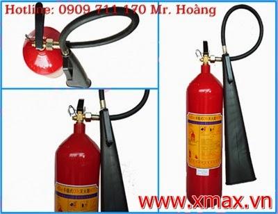 Cung cấp các loại bình chữa cháy và phụ kiện thiết bị pccc giá rẻ Seasion 19