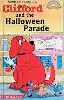 bookcover of Clifford And The Halloween Parade by Norman Bridwell