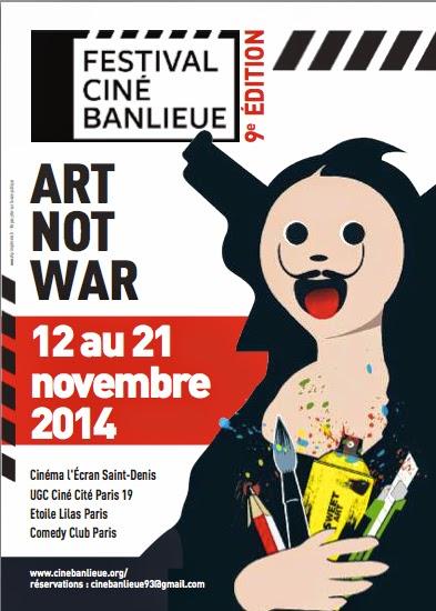 Programme Cinébanlieue 2014