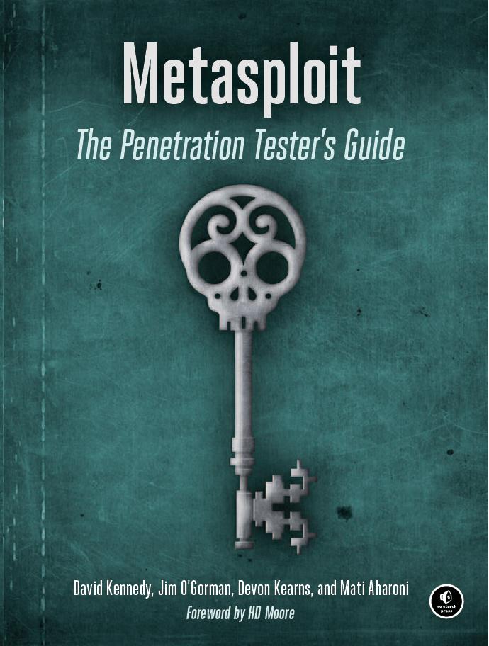 Kali Linux Tutorial Metasploit The Penetration Tester S Guide E