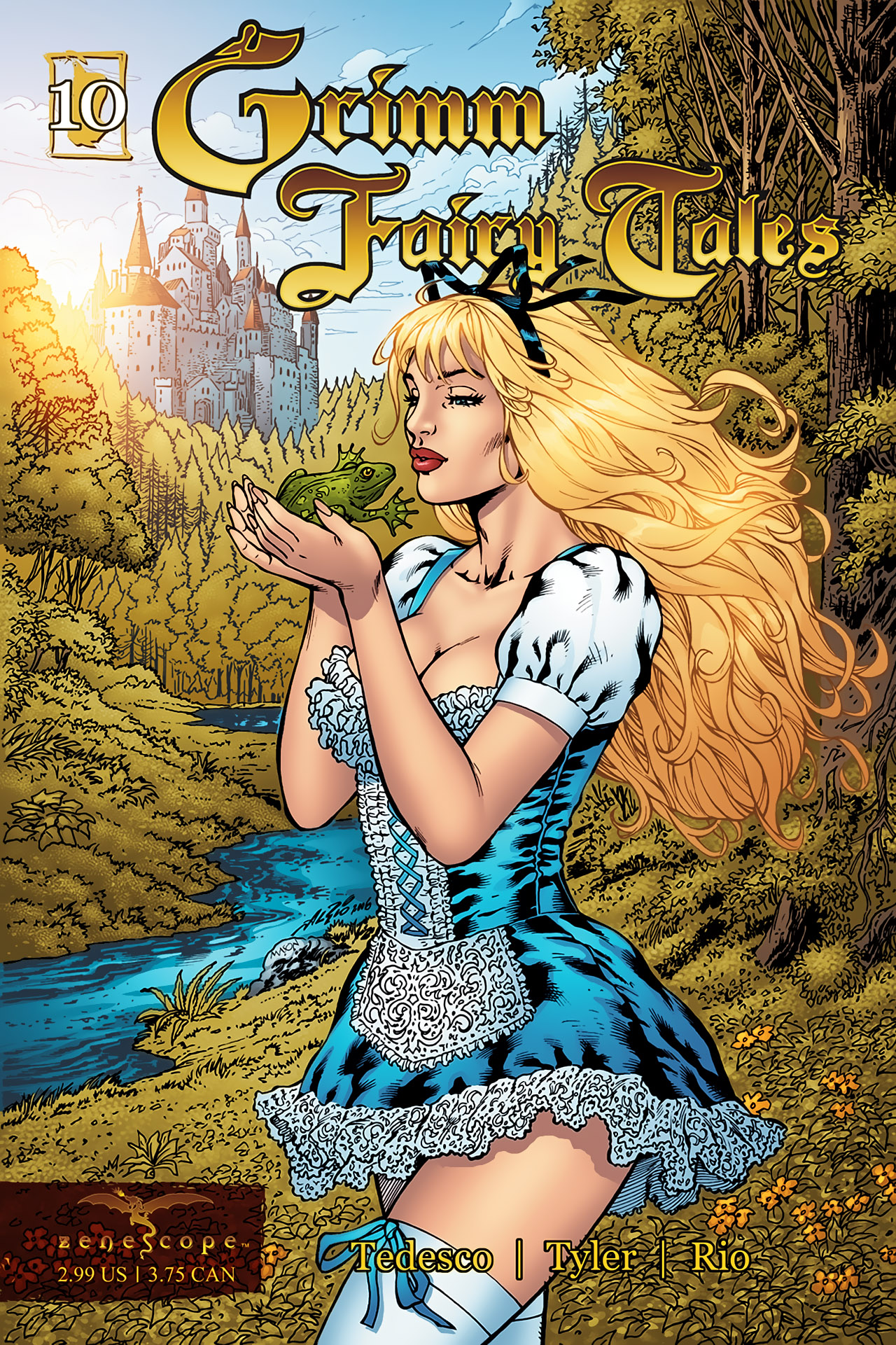 Grimm Fairy Tales (2005) Issue #10 #13 - English 1