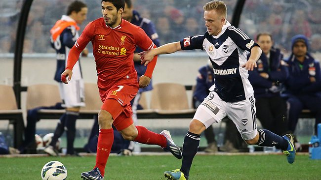 Friendly - Melbourne Victory vs Liverpool