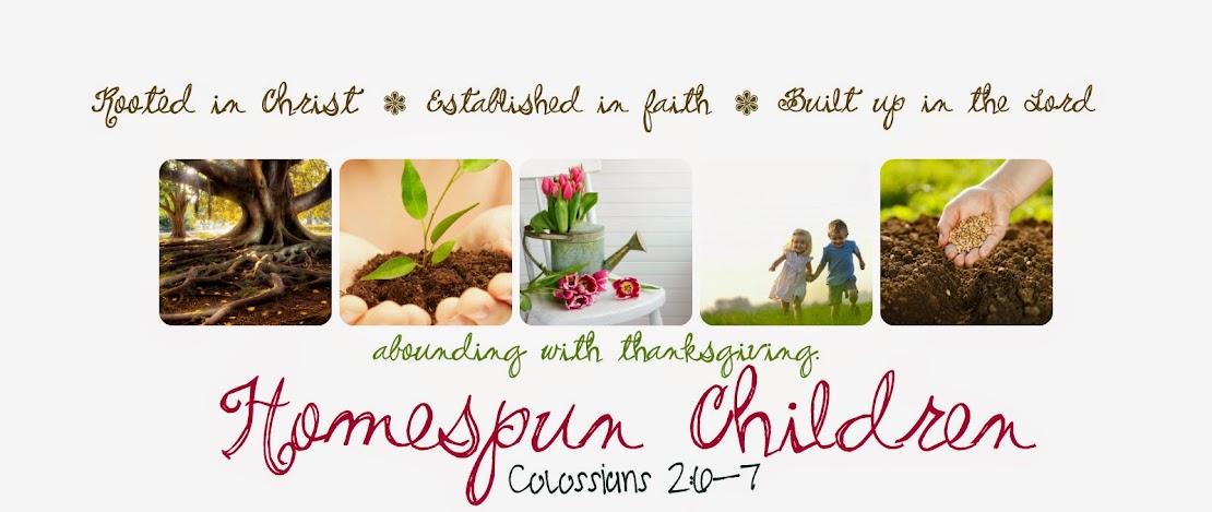 Homespun Children