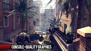Modern Combat 4 APK+DATA